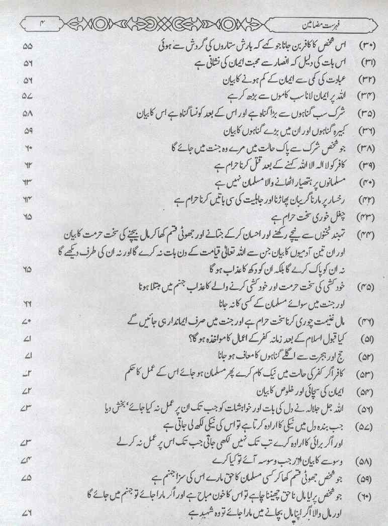 Urdu sahih pdf hadees in muslim